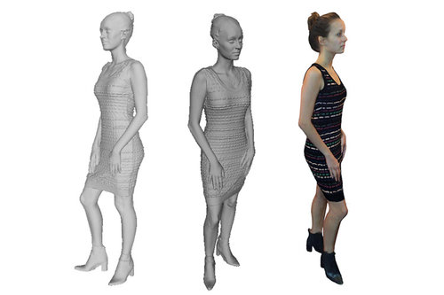 3d body scanning, 3d head scanning, and photogrammetry services in Los Angeles and Santa Monica